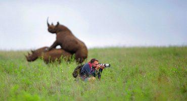 La historia detrás del fotógrafo más distraído del mundo