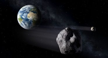 NASA advierte probabilidad del colapso de un asteroide en la Tierra