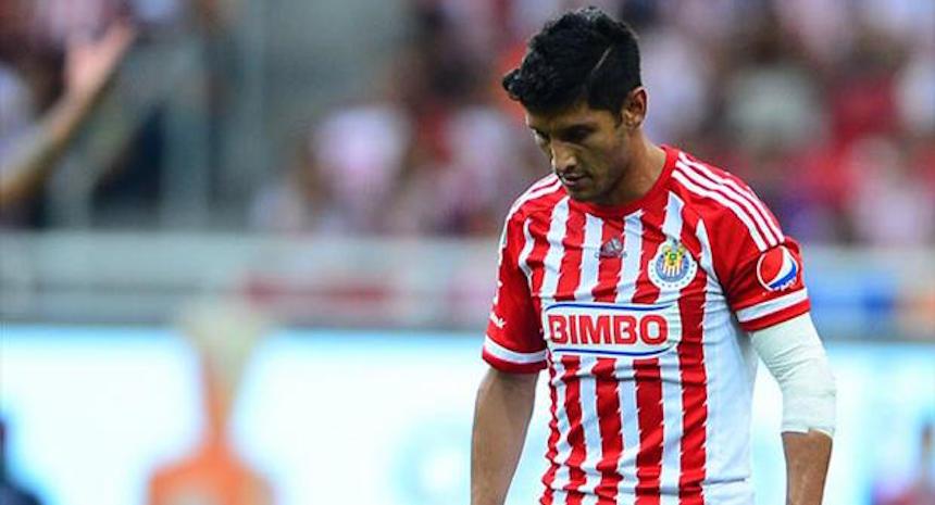 Chivas le dice adiós Ángel Reyna