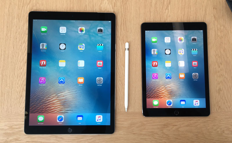 Nuevo iPad Pro de 9.7 pulgadas:  Toda la potencia en un nuevo tamaño