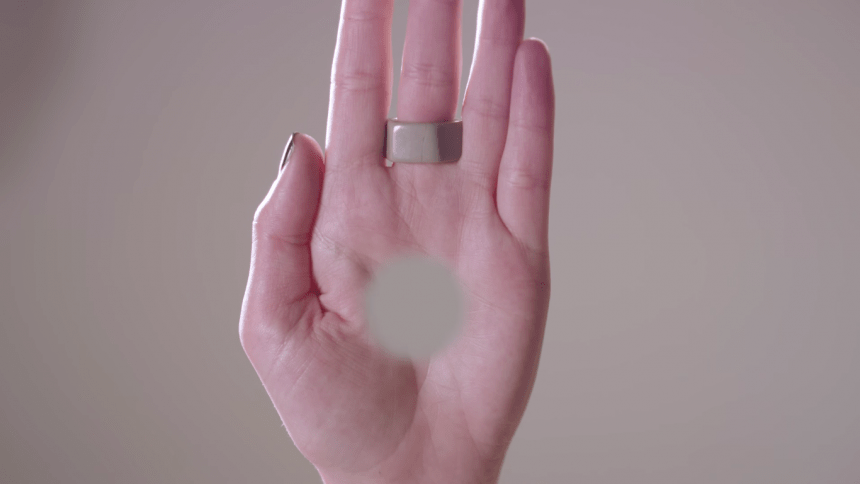 Esta ilusión óptica creará un agujero en la palma de tu mano