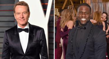 Bryan Cranston y Kevin Hart protagonizarán remake de 'The Intouchables'
