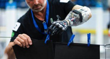 Así serán las olimpiadas de Cyborgs