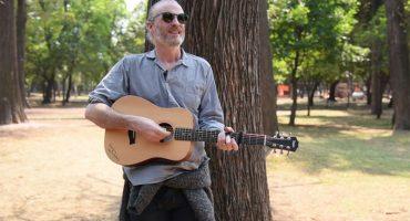 El sorpresivo acústico de Fran Healy de Travis en el Bosque de Chapultepec
