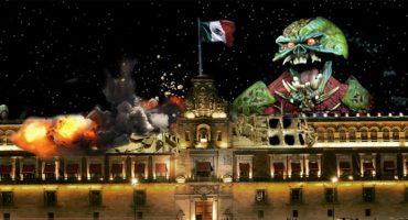 Iron Maiden en México: Los mejores posters hechos por los fans