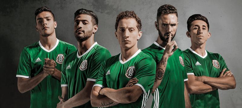 5de0a99bb5690 Regresa el verde! Conoce el nuevo uniforme de la Selección Nacional