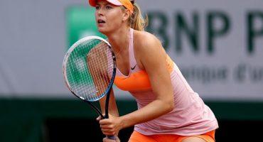 Maria Sharapova anuncia que dio positivo en doping