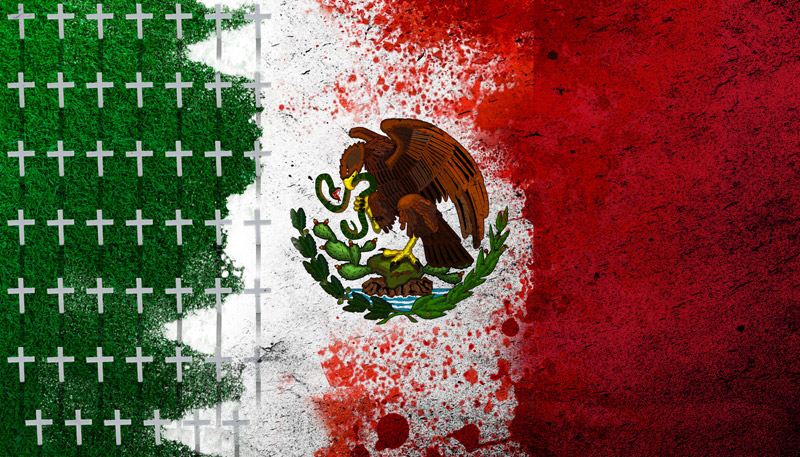 CIDH: México vive niveles críticos de impunidad; SEGOB lo niega