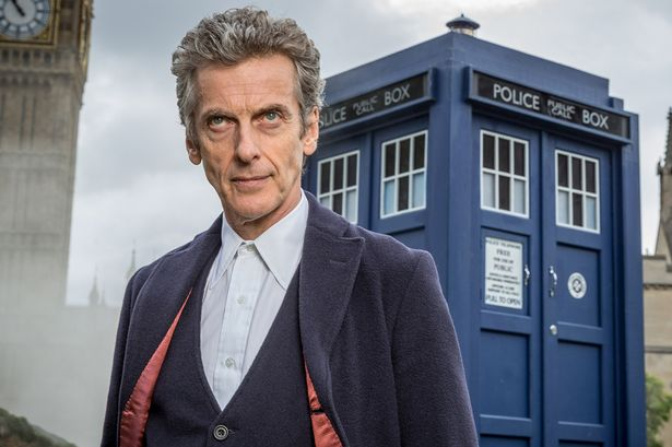 ¡Gana un Meet & Greet con Peter Capaldi, protagonista de Doctor Who!