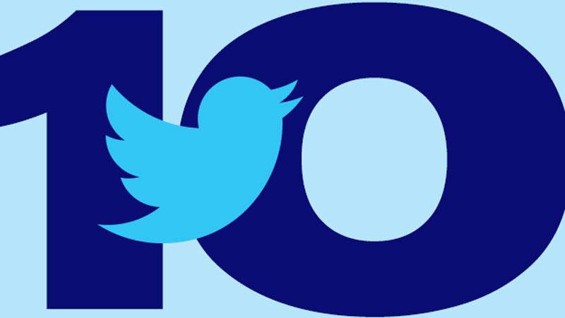 10 años de Twitter:  ¿Cómo hemos cambiado?