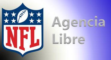 Todos los movimientos de la agencia libre en la NFL está aquí
