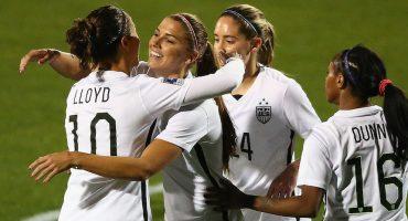Selección femenil denuncia discriminación salarial en la US Soccer