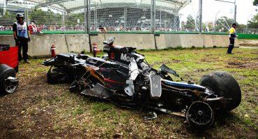 Fernando Alonso perdió una vida en el Gran Premio de Australia