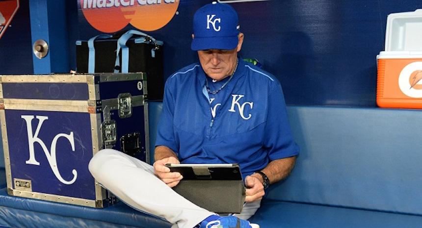 Apple firma acuerdo con la MLB para el uso de iPads