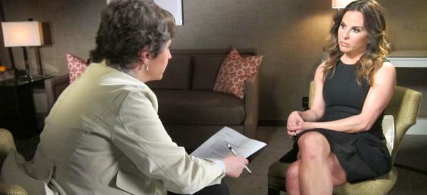Aristegui entrevista a Kate del Castillo: