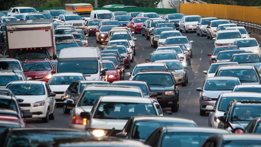 Felicidades habitantes de la CDMX… Viven en la ciudad más congestionada del mundo