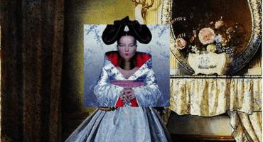 Esta cuenta de Instagram combina pinturas clásicas con portadas de discos