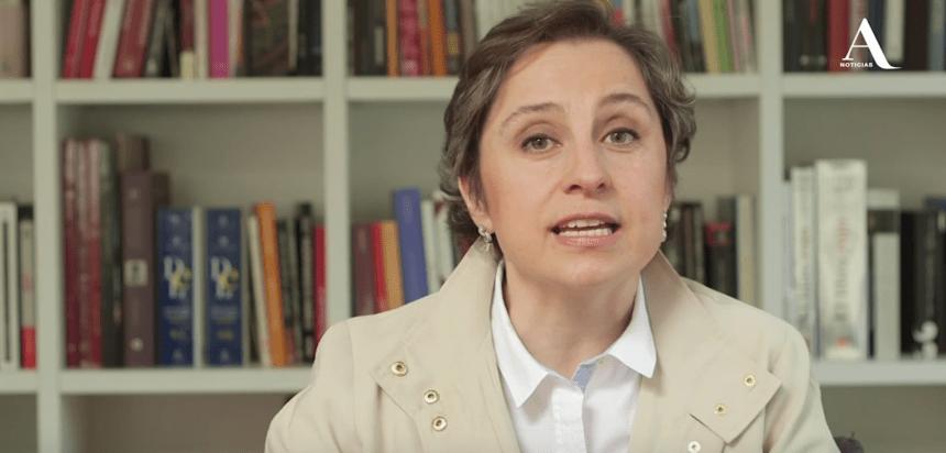 Aristegui: Si la radio no nos quiere, vamos a construir un nuevo espacio