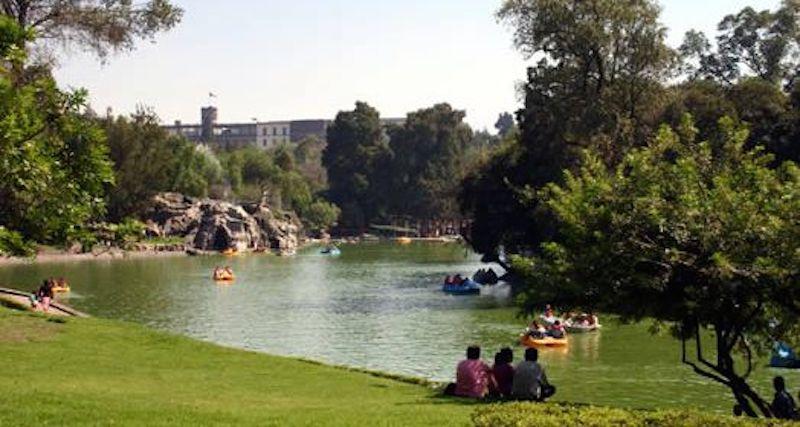 Chapultepec es reconocido como el mejor parque urbano del mundo