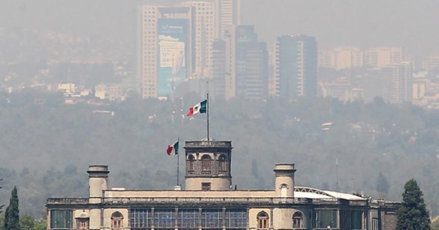 Valle de México: en lo que va del año sólo 11 días con