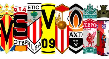 Estos son los equipos que avanzaron a 4tos de Final en la Europa League