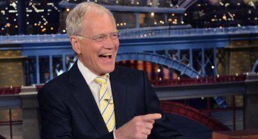 A casi un año del final de Late Show, así luce David Letterman