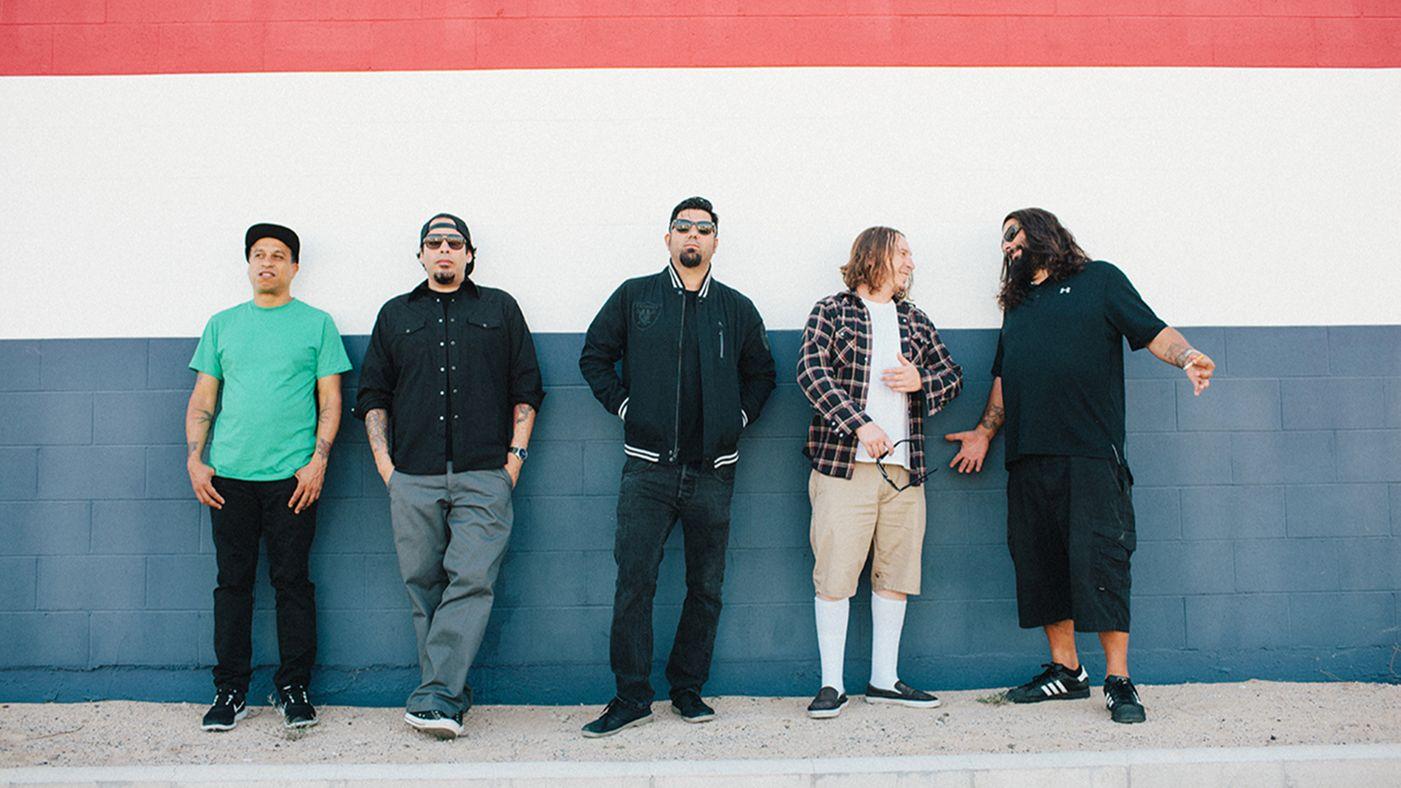 Miren a los Deftones tocar en SXSW por primera vez