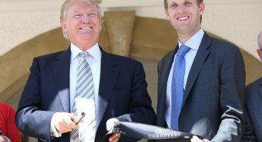 Eric, el hijo de Donald Trump, recibe misteriosa carta con polvo blanco