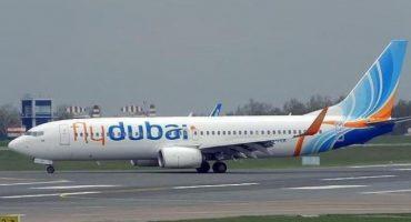 Aseguran que los pilotos de Flydubai son obligados a trabajar exhaustos