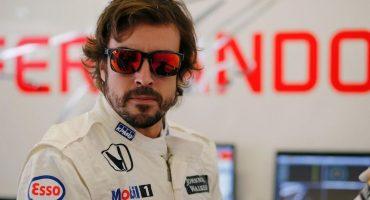 Fernando Alonso se va con todo contra la Fórmula 1