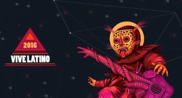 Estos son los horarios del Vive Latino 2016
