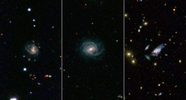 Astrónomos descubren una nueva y enorme galaxia