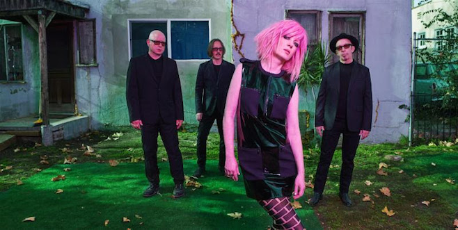 Garbage anuncia su nuevo disco 'Strange Little Birds'