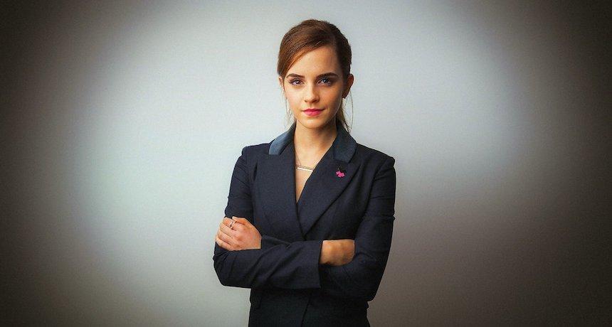 Emma Watson y su esfuerzo por la equidad de género
