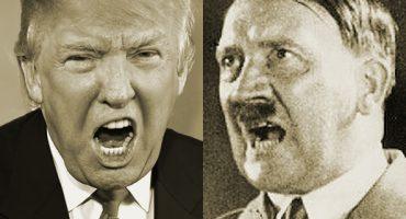 Hitler ya se cansó de que lo comparen con Donald Trump