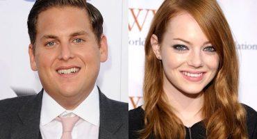 Emma Stone y Jonah Hill protagonizarán una nueva serie de comedia