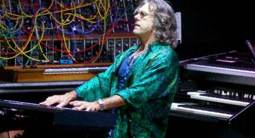 Falleció Keith Emerson, tecladista de Emerson,Lake and Palmer