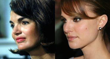 La primeras imágenes de Natalie Portman como Jaqueline Kennedy Onassis
