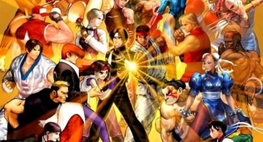 El rey de las maquinitas: Street Fighter vs King of Fighters