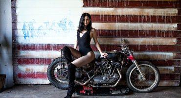 Les dejamos las fotos de Krysten Ritter para Esquire... ¡Dulces sueños!