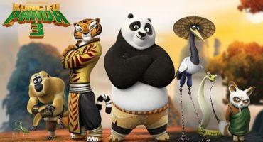 Kung Fu Panda 3: El entrañable regreso de Po a la pantalla grande