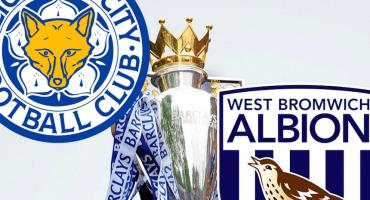 Revive el Leicester vs West Brom y los goles del día