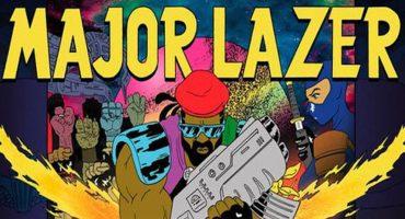 Escucha las nuevas canciones de M83, Major Lazer y más