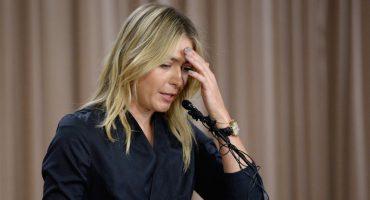 Maria Sharapova es suspendida dos años por doping