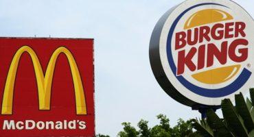 Catfight: Burger King se va contra McDonalds en su nuevo comercial