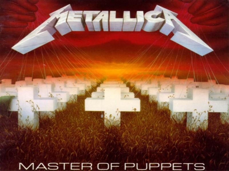 'Master of Puppets' de Metallica canción por canción a 34 años de su salida