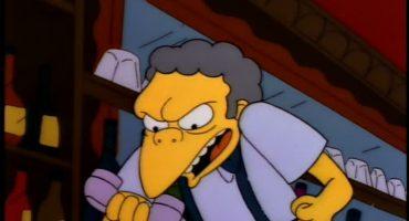 Sujetos invaden noticiero con referencias de Los Simpson y es épico