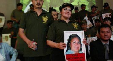 Sí tengo miedo, pero estoy dispuesta a morir en la lucha: Nestora Salgado