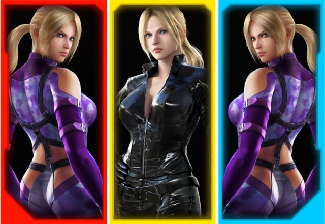 La asesina perfecta: Nina Williams