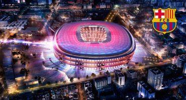 Barcelona nos revela en un video cómo será el nuevo Camp Nou